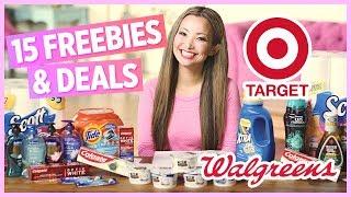 ★ 15 BEST Deals & Freebies - Target, Walgreens Couponing (Week 3/24 - 3/30)