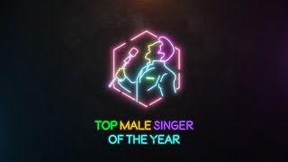 BILLBOARD INDONESIA MUSIC AWARDS 2020 - Pemenang Top Male Singer Of The Year