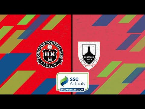 Premier Division GW2: Bohemians 2-2 Longford Town