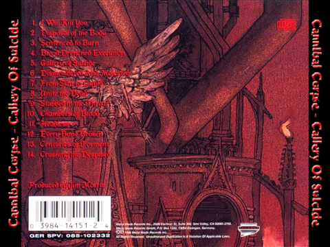 Cannibal Corpse - 14 - Crushing The Despised