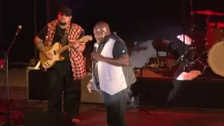 "JK0639F SUGARAY RAYFORD Blues Band (USA) "" Le Film du Concert "" Bagnols Blues Festival 2016 """
