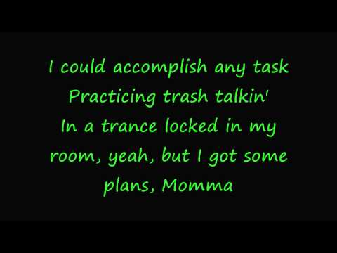 Eminem- Brainless (Lyrics) HD