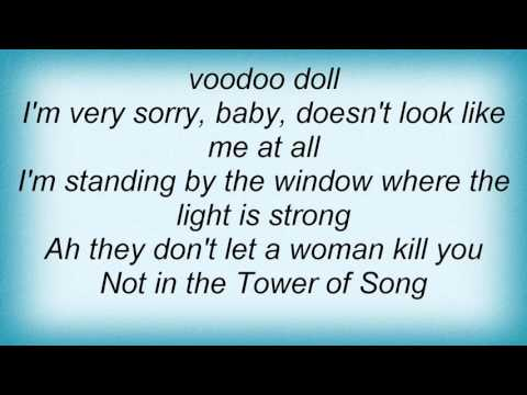 Leonard Cohen - Tower Of Song Lyrics