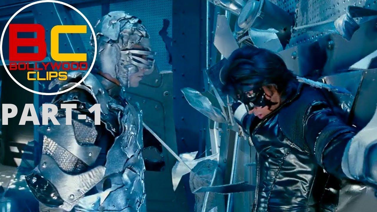 Download Krrish Vs Kaal Fight Scene Part 1    Krrish 3 Clips In 1080p    Hrithik Roshan , Priyanka Chopra