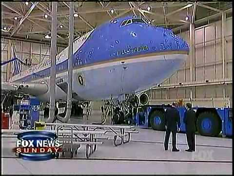 Air Force One - A tour November 2008