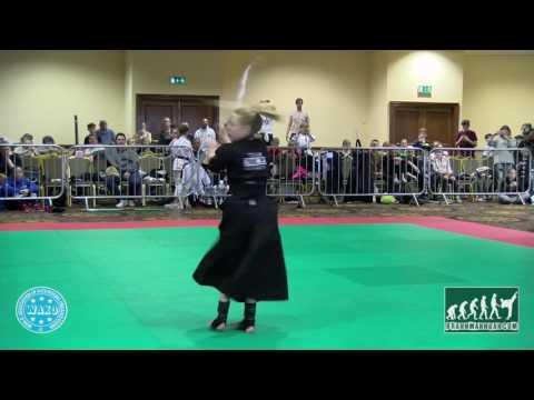 Jesse Jane McParland Irish Open 2017