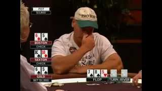 Reptilian Shapeshifters in World Poker Tour(Telepathic abilities exposed!)
