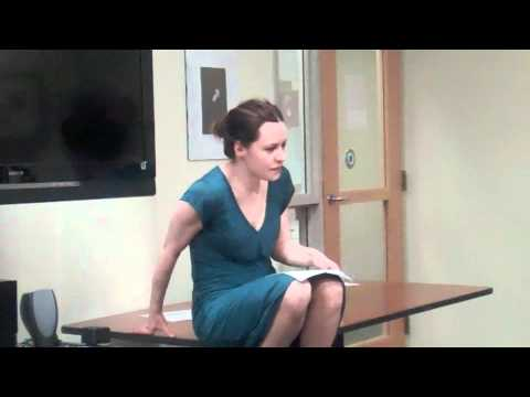 EMBODIMENT CONFERENCE - VICTORIA PITTS