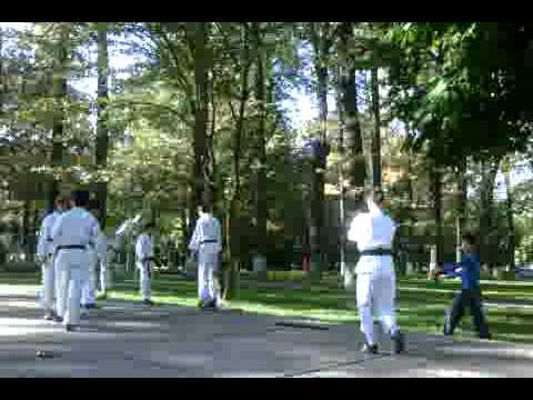 Cigdem Hicran Yorgancioglu  Karate  Kyrgzstan  2011