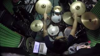 FLOW - Sign(Naruto Shippuden Op 6) drum covered by SenHei@ToNick