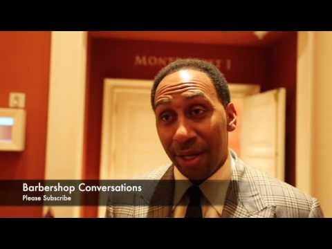 Stephen A Smith COMPLETE INTERVIEW