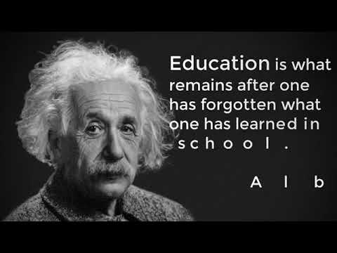 ACCESS YouTube Adorable Famous Education Quotes