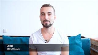 AcademyOcean Customer Stories: Reply.io