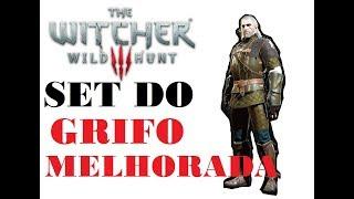 Set Grifo Melhorado - The Witcher 3