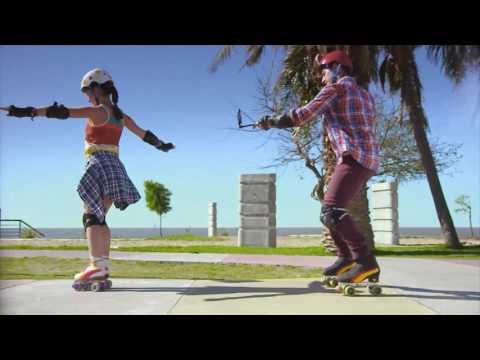 Apprendre à Tourner | Soy Luna Tuto - Tu Vas Patiner | Disney Channel