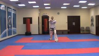 Ge Baek Tul - Taekwon-Do Pattern
