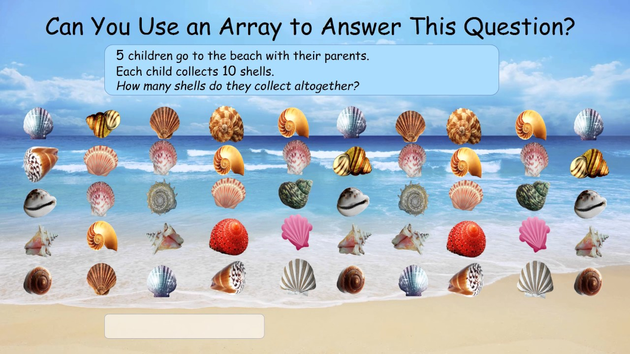 What is an array 67