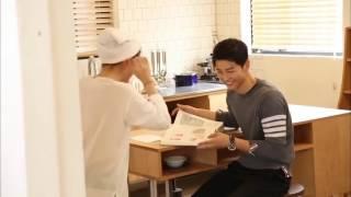 [태양의 후예 NG] 비하인드, 하일라이트 모음^^