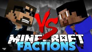 Minecraft Factions Battle 1 - IT BEGINS HERE