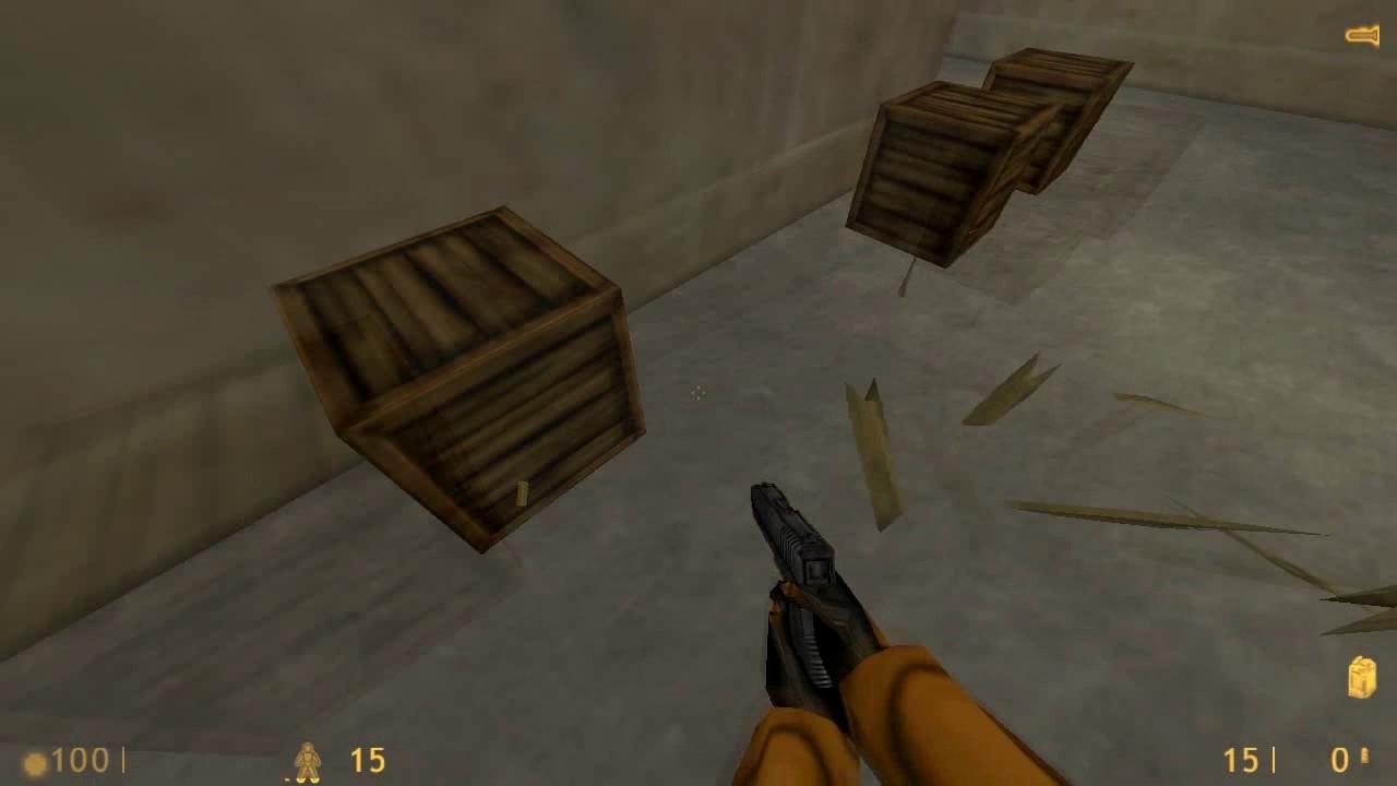 Download Half-Life No-damage Run (Reupload)