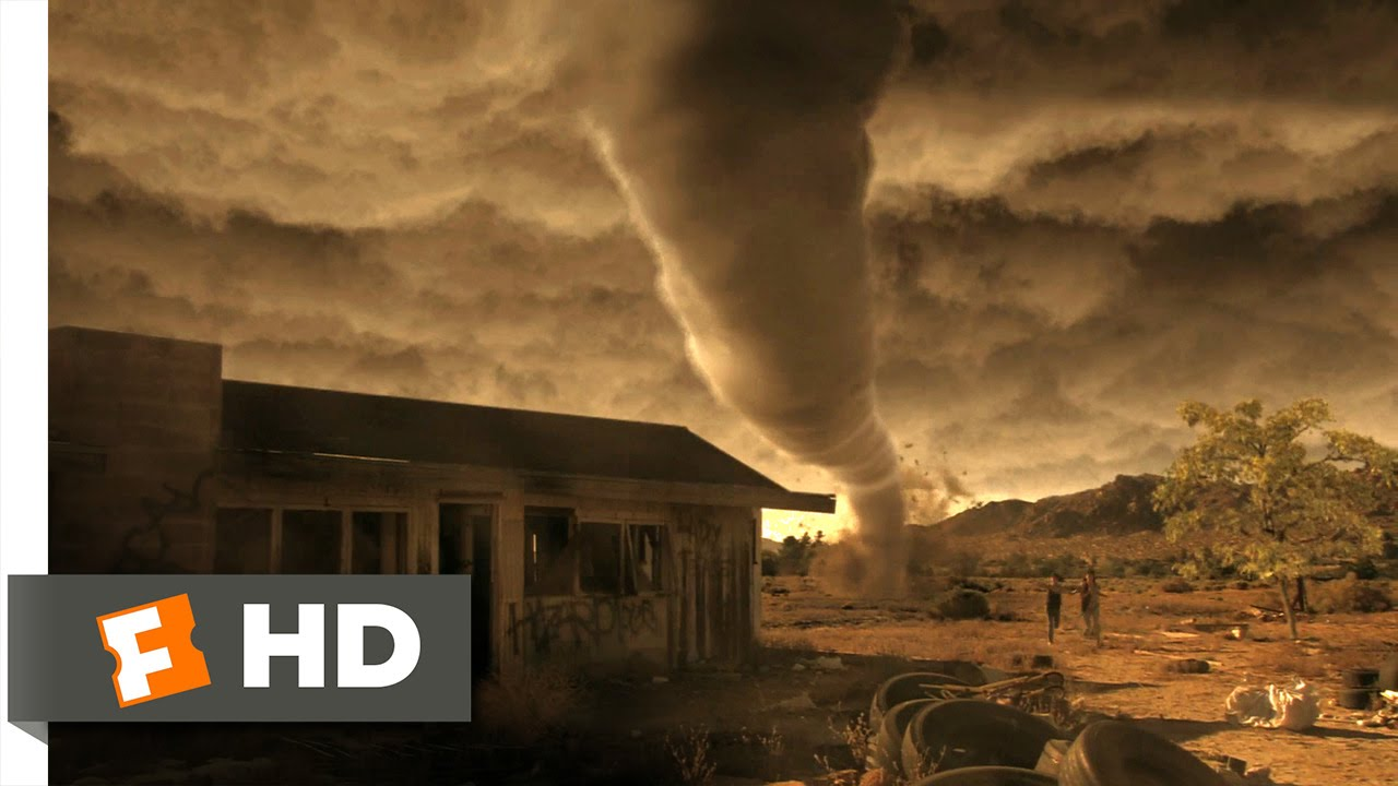 2012: Supernova (2009) - Surviving the Storm Scene (6/10 ...