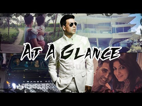 Akshay Kumar 👓 At A Glance 👓 Biography, Affairs, Lifestyle, Net Worth, Assets, & More Details