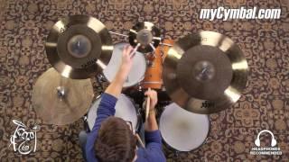 """Sabian 8"""" AAX Air Splash Cymbal - 139g (20805XA-1100516A)"""