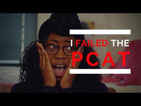 How I failed my PCAT and still got into pharmacy school!
