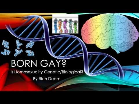 Born Gay? Is Homosexuality Genetic/Biological?