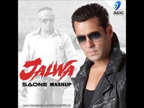 Salman Khan Wanted Movie - Jalwa (Mashup) - SAONE