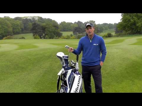New Luke Donald: What's in his golf bag?