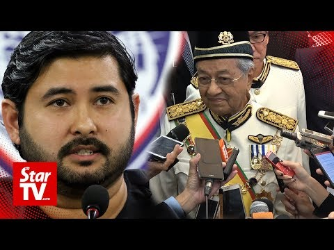 Dr Mahathir dismisses TMJ's claims on Rome Statute concerns