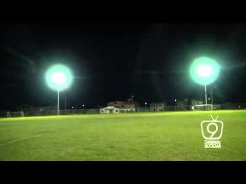 Torres de luz Estadio de Ubaté