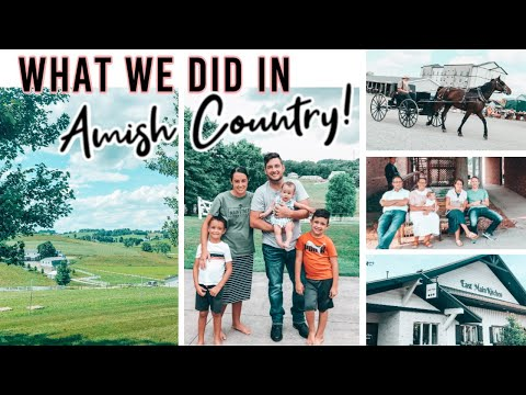 Visiting Ohio's Amish Country | A Week In The Life Of A Mennonite Family