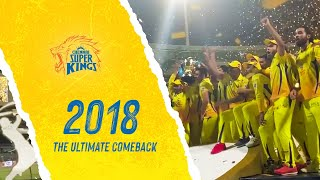 A kutty recap to the roaring comeback - 2018 Final
