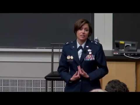 W.L. Mellon Speaker Series Presents: Brigadier General Gina M. Grosso