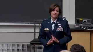 W.L. Mellon Speaker Series Presents: Brigadier General Gina M. Grosso