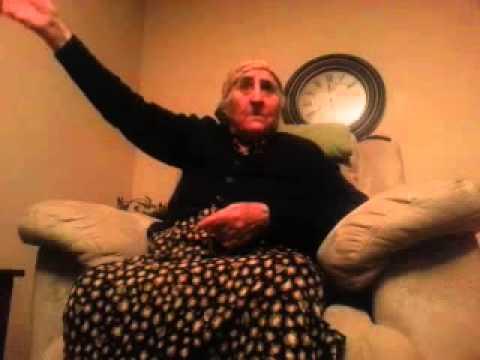 My Assyrian grandma telling Genocide Tales