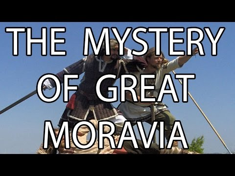 The Mystery of Great Moravia | Stuff That I Find Interesting