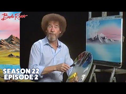 Bob Ross - Hint of Springtime (Season 22 Episode 2)