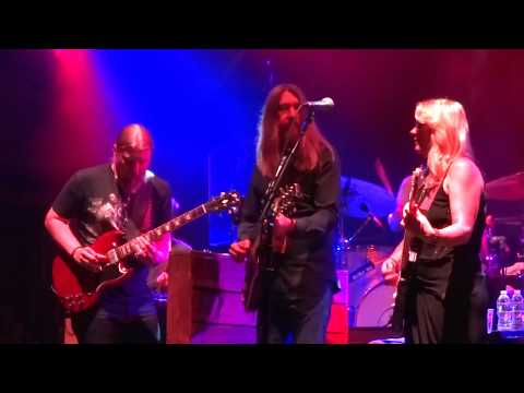 Sweet Virginia - Tedeschi Trucks Band and The Wood Brothers July 9, 2017
