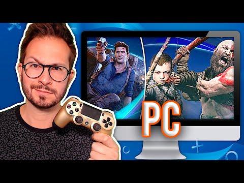 """J'ai testé God of War et Uncharted 4 sur PC ! Déçu ou convaincu par le """"nouveau"""" PS Now ?"""