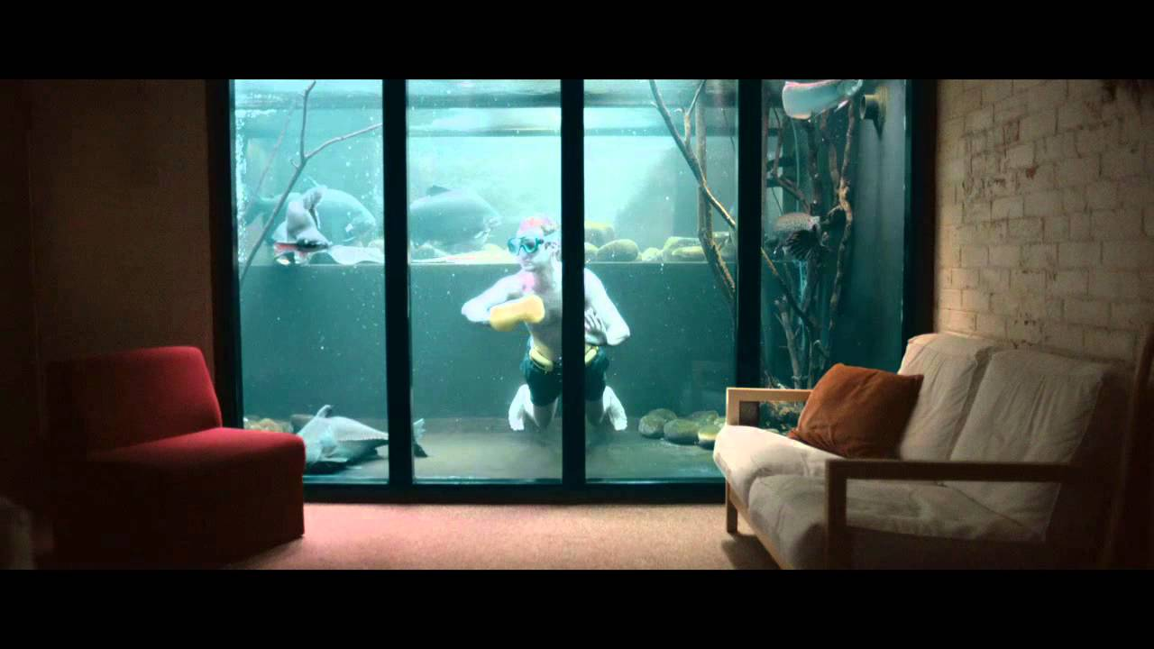 Aviva Home Insurance Partnership Fish Tank Youtube