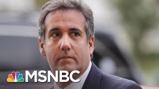Sources: Feds Seeking Communications Between President Trump's Lawyer And Tabloid Execs   MSNBC