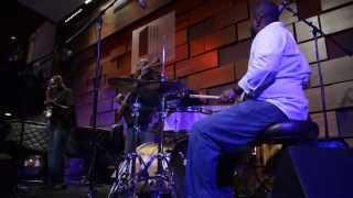 JAJ2 performing at Jazz at the Bistro 8/1/15 DRUM SOLO