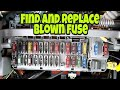 fix your fuses diy /como probar fusibles (1997 Nissan Sentra)
