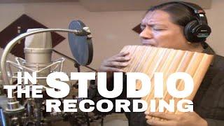 IN THE STUDIO RECORDING | INKA GOLD