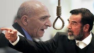 Saddam Hüseyin'i İdam Eden Hakime Ne Olduğunu Biliyor Musunuz ? İBRETLİK SON.