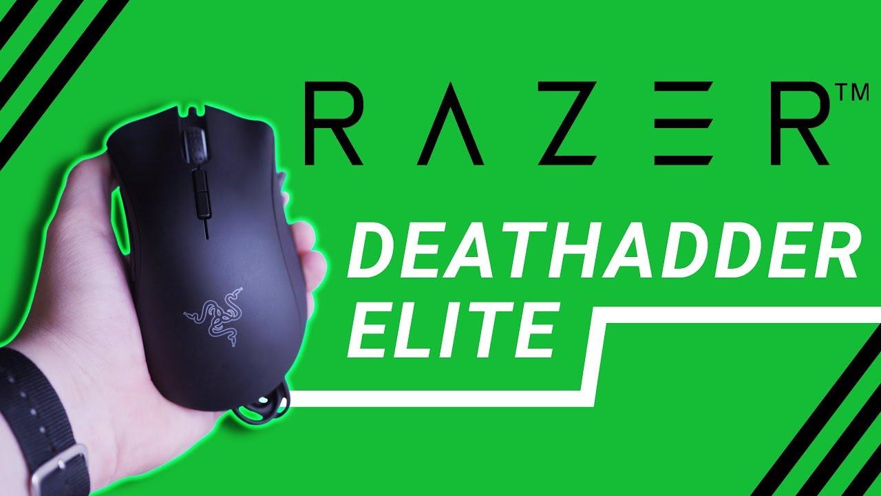Razer Deathadder Elite: Chuột Gaming NGON NHẤT tầm giá 1 Triệu??!