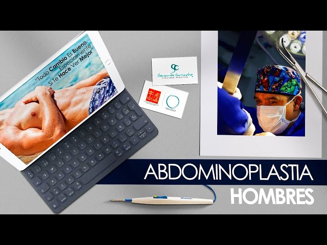 Abdominoplastia Hombres  o Lipectomia Abdominal Bogotá - Colombia